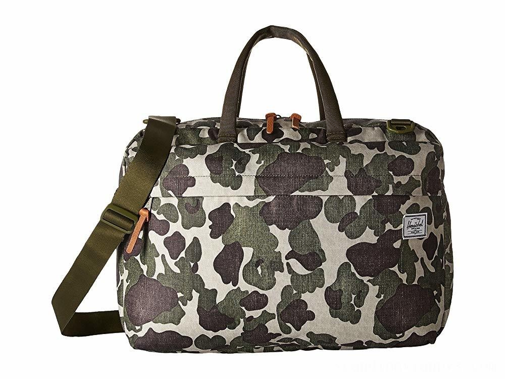 Herschel Supply Co. Sandford Frog Camo - Black Friday 2020