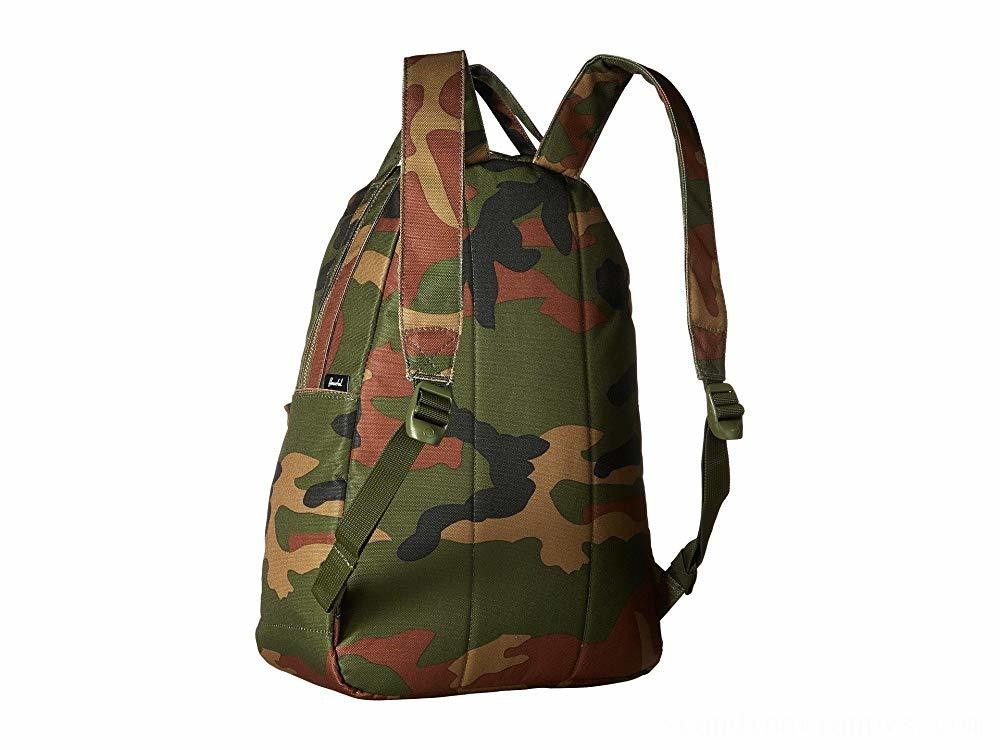 Herschel Supply Co. Nova Mid-Volume Woodland Camo - Black Friday 2020