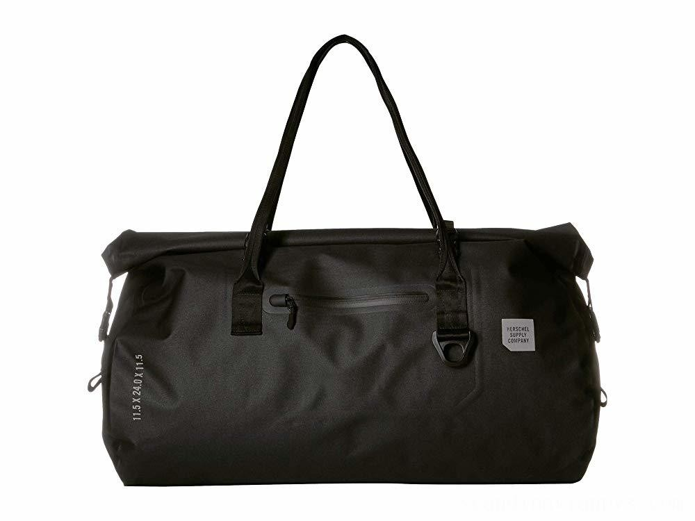 Herschel Supply Co. Coast Duffle Black - Black Friday 2020