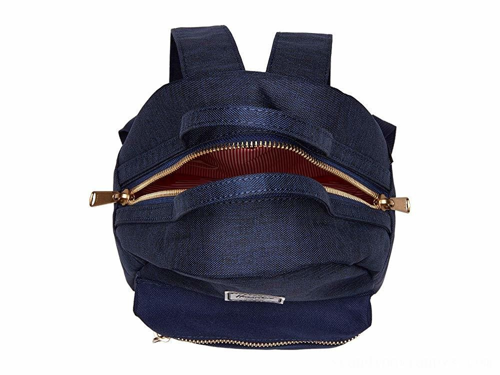 Herschel Supply Co. Nova Mini Medieval Blue Crosshatch/Medieval Blue