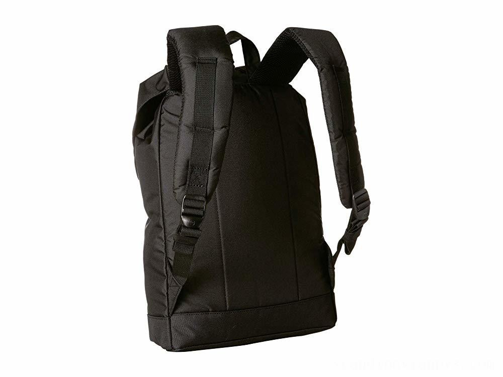 Herschel Supply Co. Retreat Mid-Volume Light Black