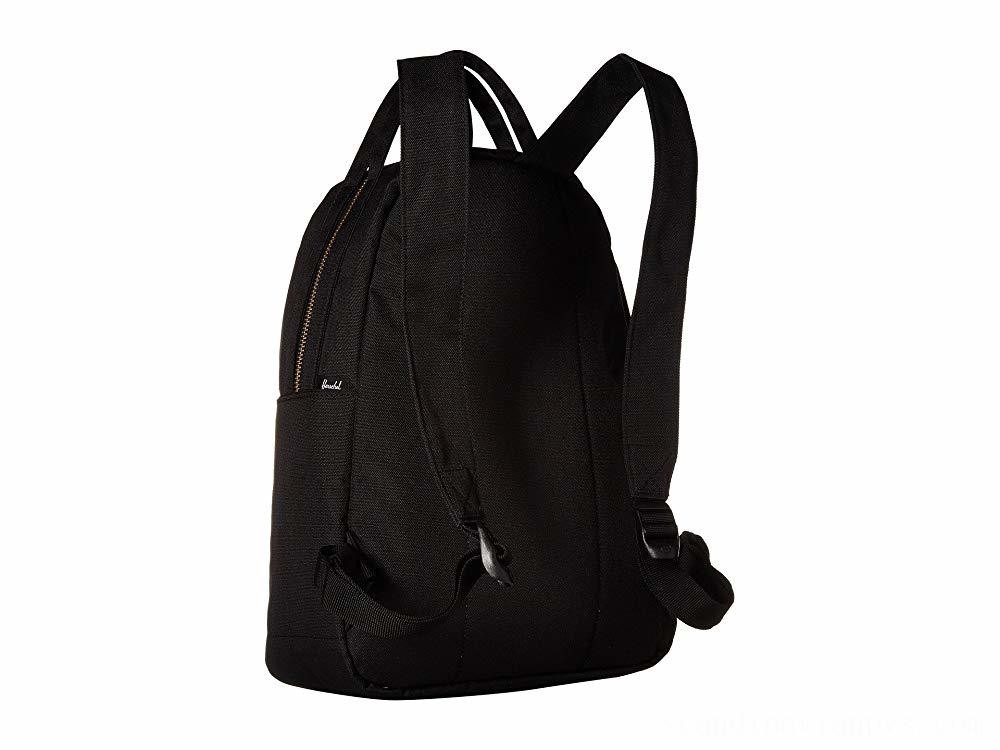 Herschel Supply Co. Nova X-Small Black - Black Friday 2020