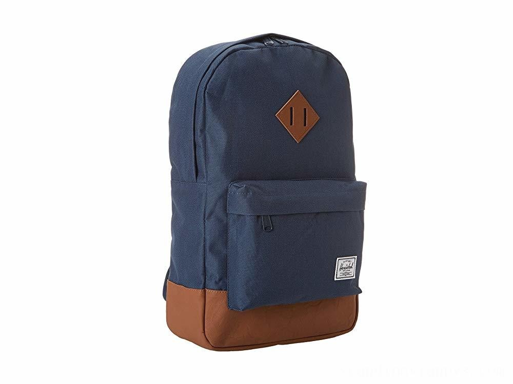 Herschel Supply Co. Heritage Mid-Volume Navy