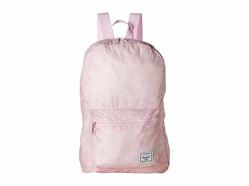 Herschel Supply Co. Packable Daypack Pink Lady Crosshatch - Black Friday 2020
