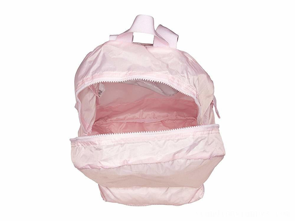 Herschel Supply Co. Packable Daypack Pink Lady Crosshatch