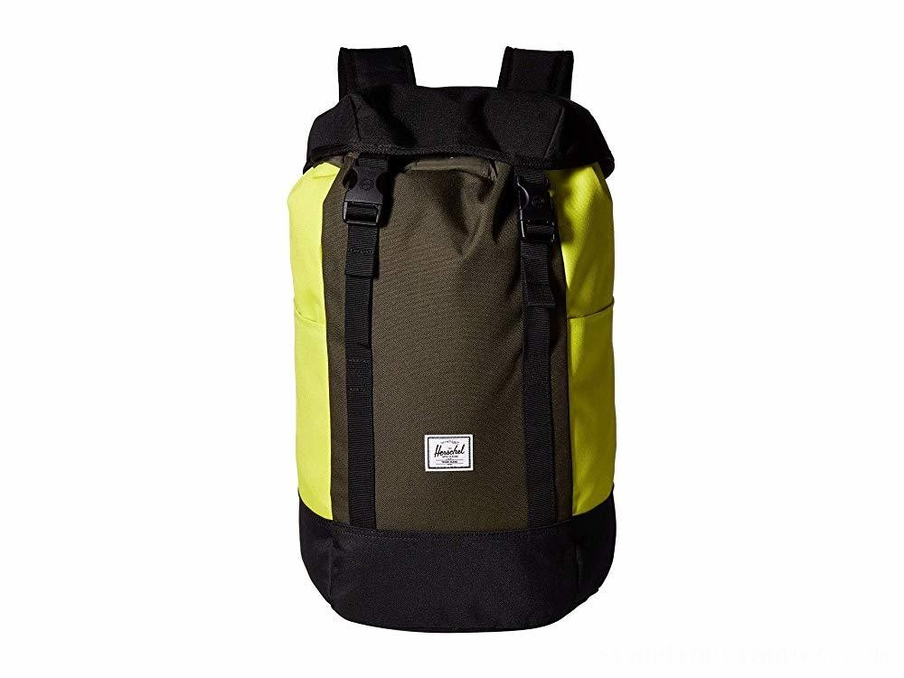 Herschel Supply Co. Iona Black/Forest Night/Evening Primrose