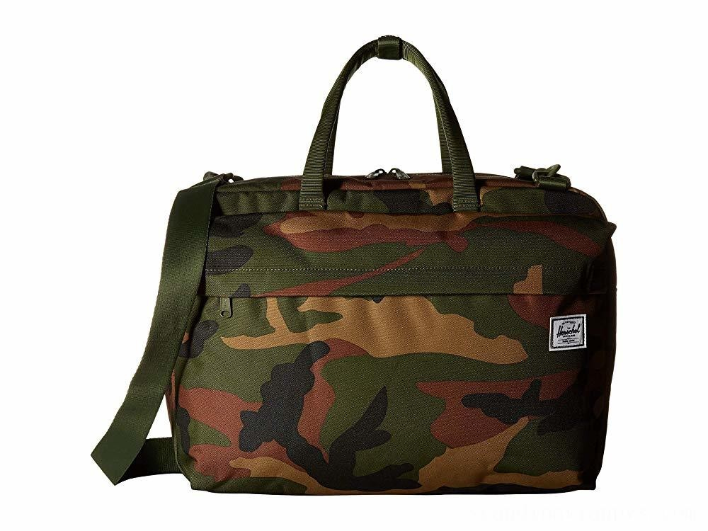 Herschel Supply Co. Sandford Woodland Camo