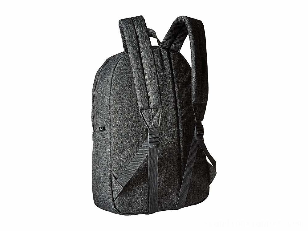 Herschel Supply Co. Settlement Raven Crosshatch - Black Friday 2020