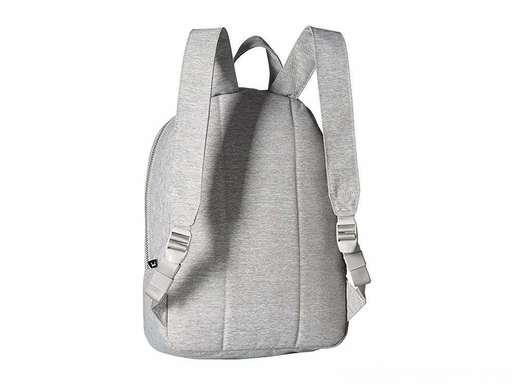 Herschel Supply Co. Grove X-Small Light Grey Crosshatch - Black Friday 2020