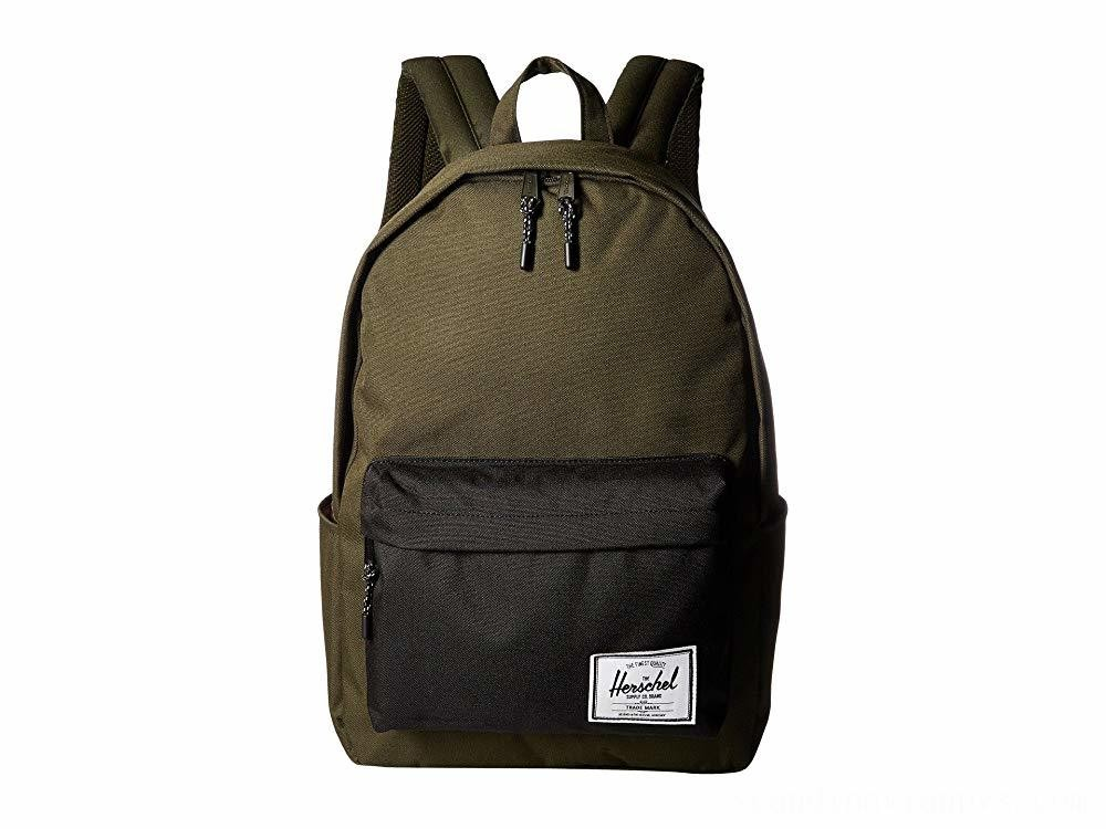 Herschel Supply Co. Classic X-Large Forest Night/Black