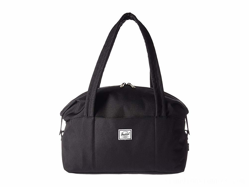 Herschel Supply Co. Strand X-Small Black - Black Friday 2020
