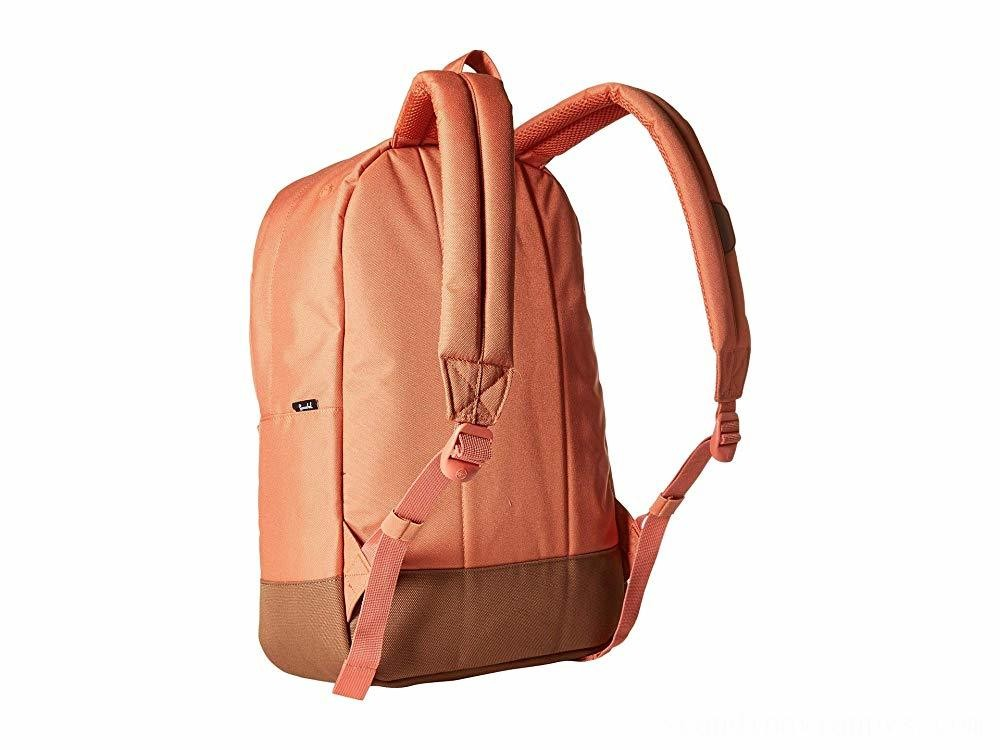 Herschel Supply Co. Heritage Apricot Brandy/Saddle Brown - Black Friday 2020