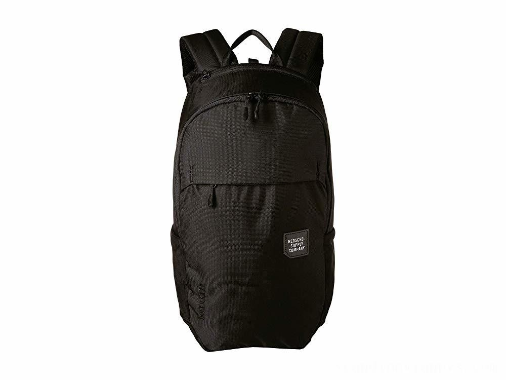 Herschel Supply Co. Mammoth Medium Black 2 - Black Friday 2020