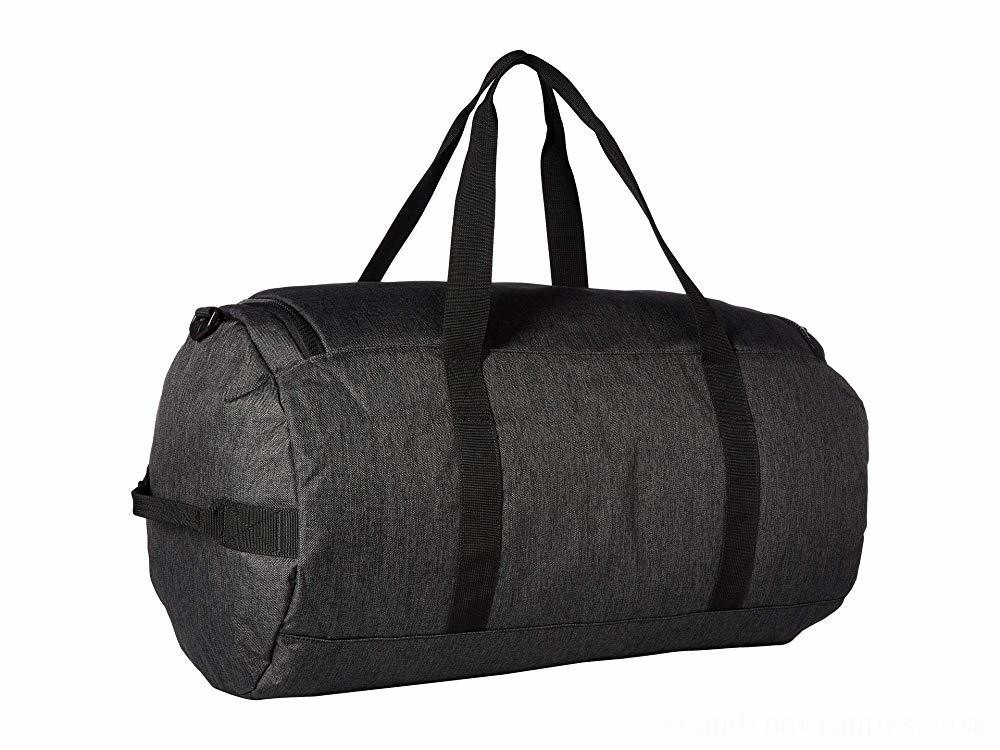 Herschel Supply Co. Sutton Black Crosshatch/Black