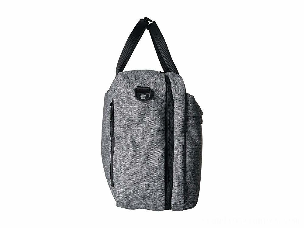 Herschel Supply Co. Bowen Raven Crosshatch