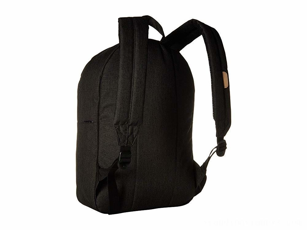 Herschel Supply Co. Heritage Black Crosshatch/Black 2 - Black Friday 2020