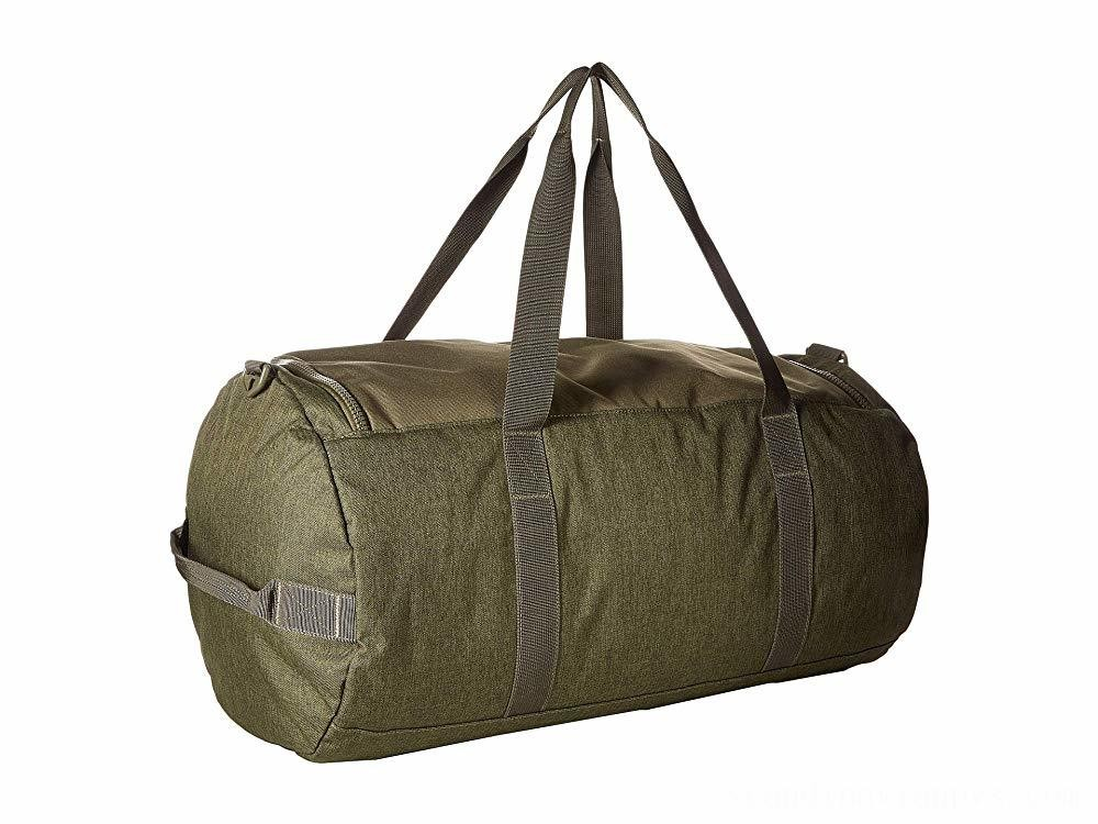 Herschel Supply Co. Sutton Olive Night Crosshatch/Olive Night