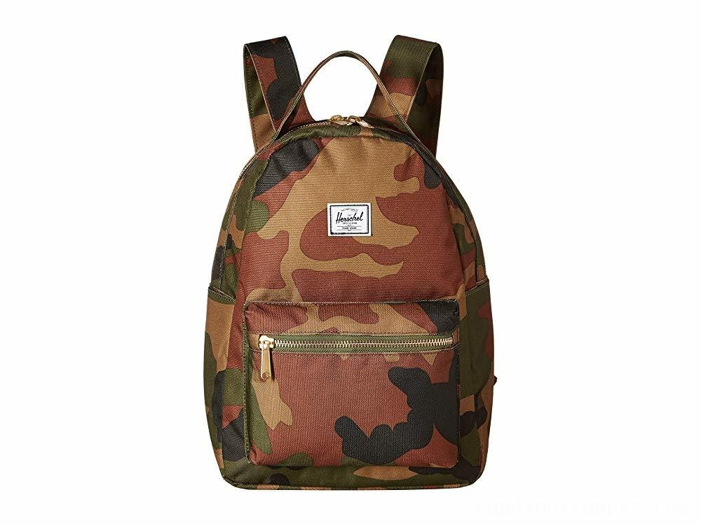 Herschel Supply Co. Nova X-Small Woodland Camo