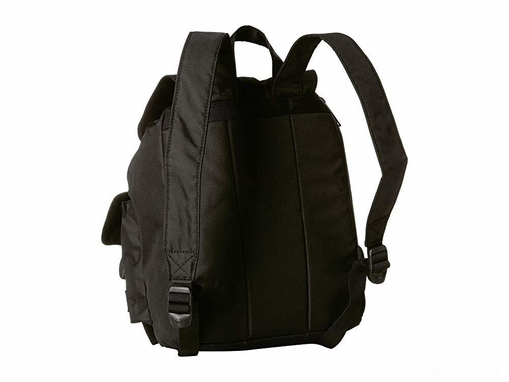 Herschel Supply Co. Dawson Small Light Black - Black Friday 2020