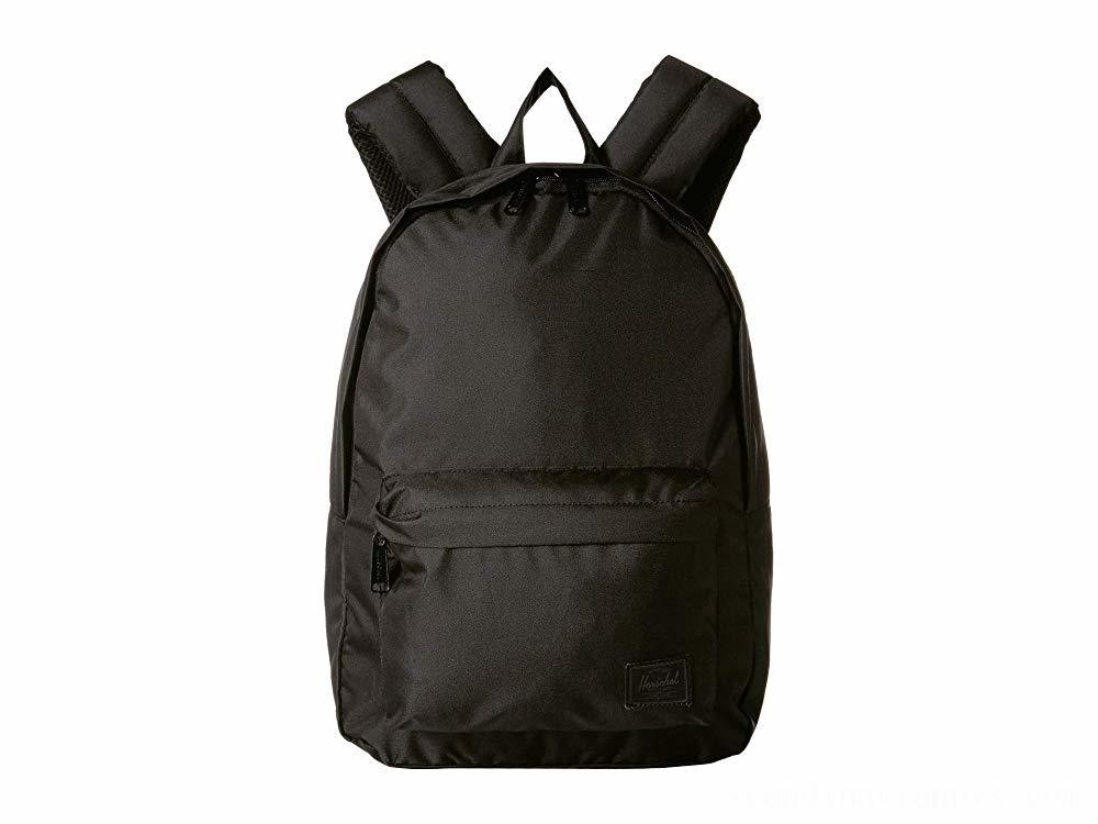 Herschel Supply Co. Classic Mid-Volume Light Black - Black Friday 2020