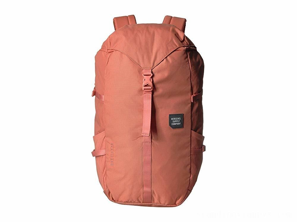 Herschel Supply Co. Barlow Large Apricot Brandy