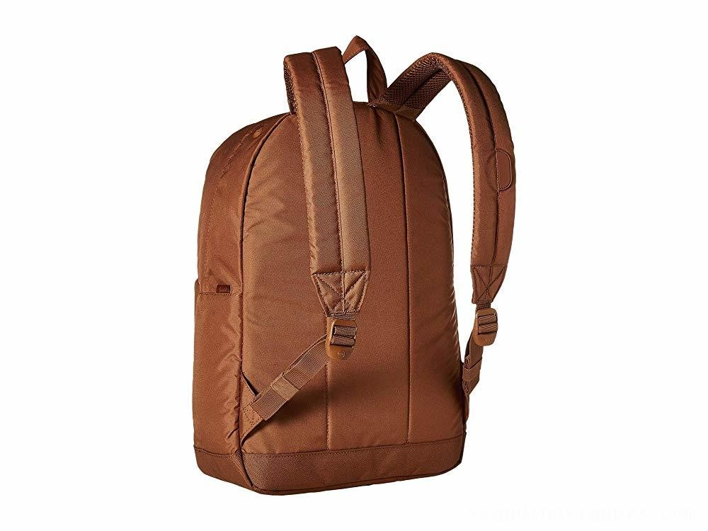 Herschel Supply Co. Pop Quiz Light Saddle Brown