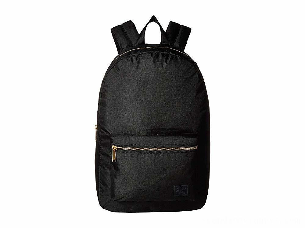 Herschel Supply Co. Settlement Light Black
