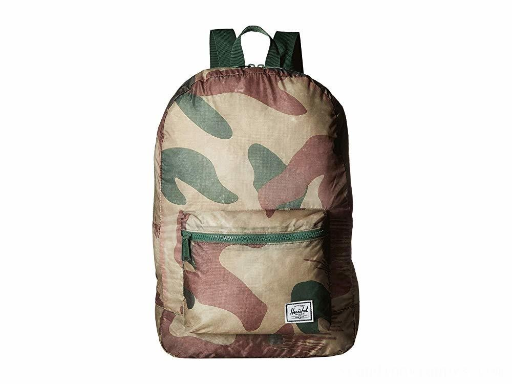 Herschel Supply Co. Packable Daypack Brushstroke Camo - Black Friday 2020