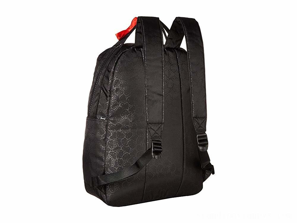 Herschel Supply Co. Nova Mid-Volume Black 1