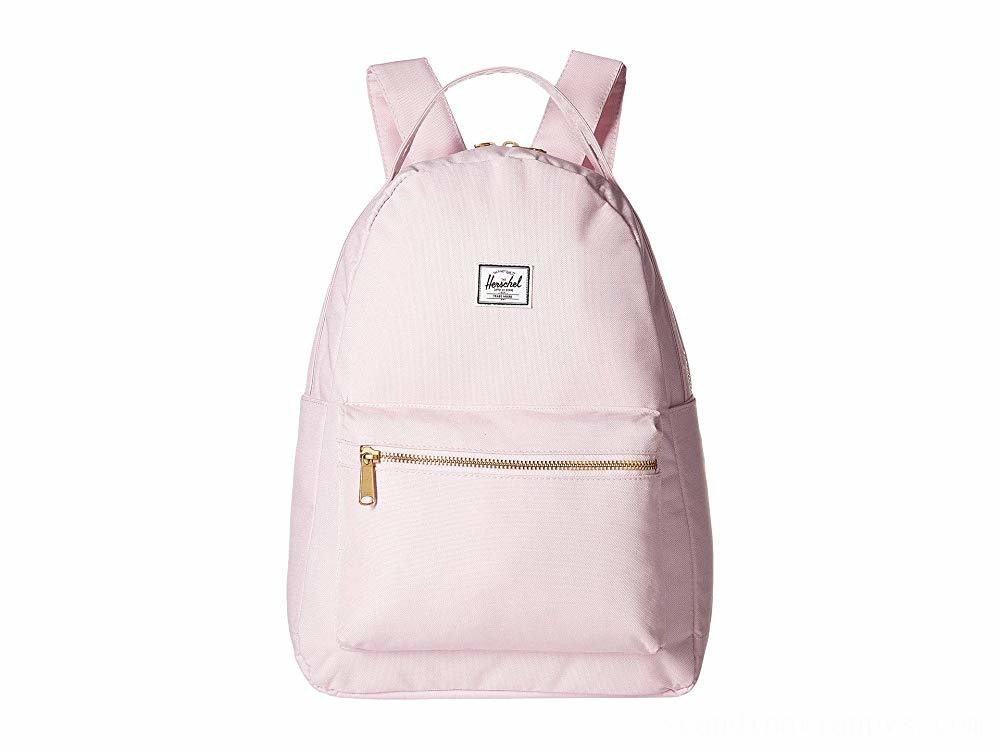 Herschel Supply Co. Nova Mid-Volume Pink Lady Crosshatch
