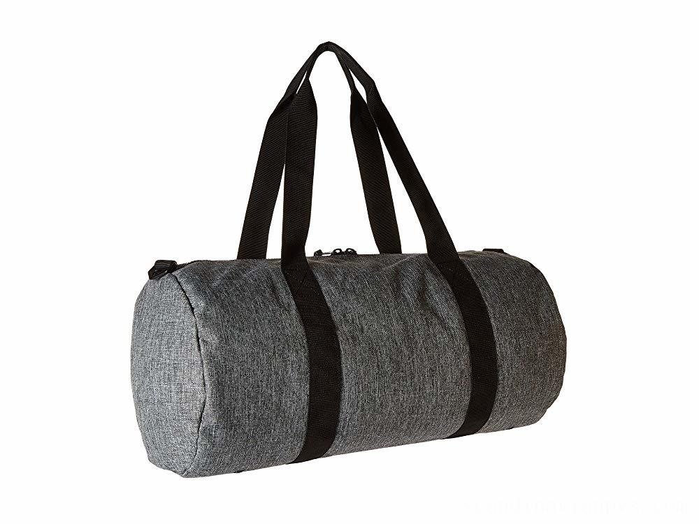Herschel Supply Co. Sutton Mid-Volume Raven Crosshatch/Black