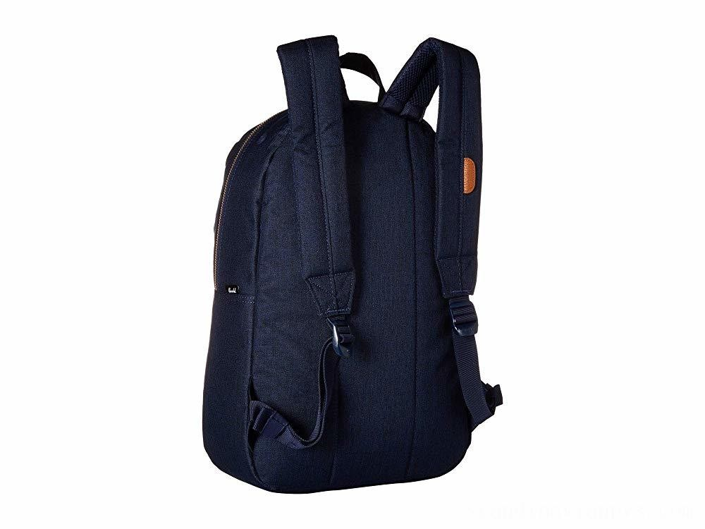 Herschel Supply Co. Settlement Medieval Blue Crosshatch/Medieval Blue - Black Friday 2020