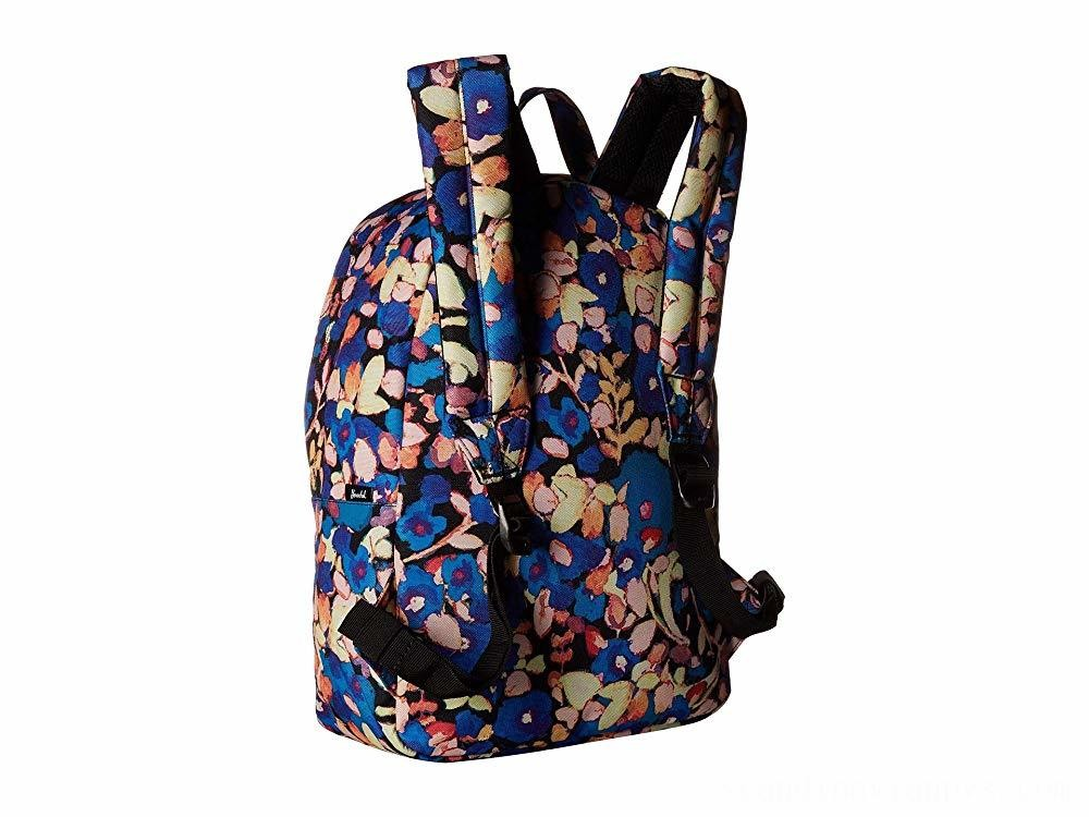 Herschel Supply Co. Classic Mid-Volume Painted Floral - Black Friday 2020